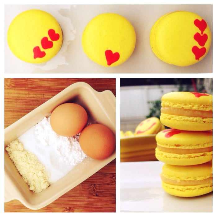 I love macarons – hearts on mymacarons