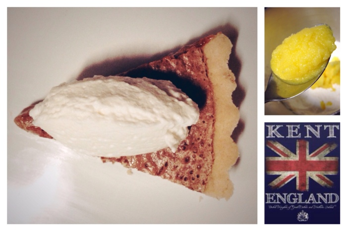 """Do you remember this old favourite from school dinners? """"Gypsy Tart"""" – the legend from Kent, England (glutenfree)"""