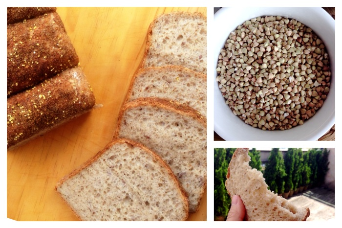 You may not know, but you may want to know – A story of a Humble Gluten Free Bread Loaf (Buckwheat &Flaxseeds)