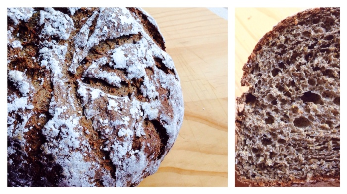 Experiment with Whole Grain Buckwheat Flour (another gluten free bread that you can easily make at home)