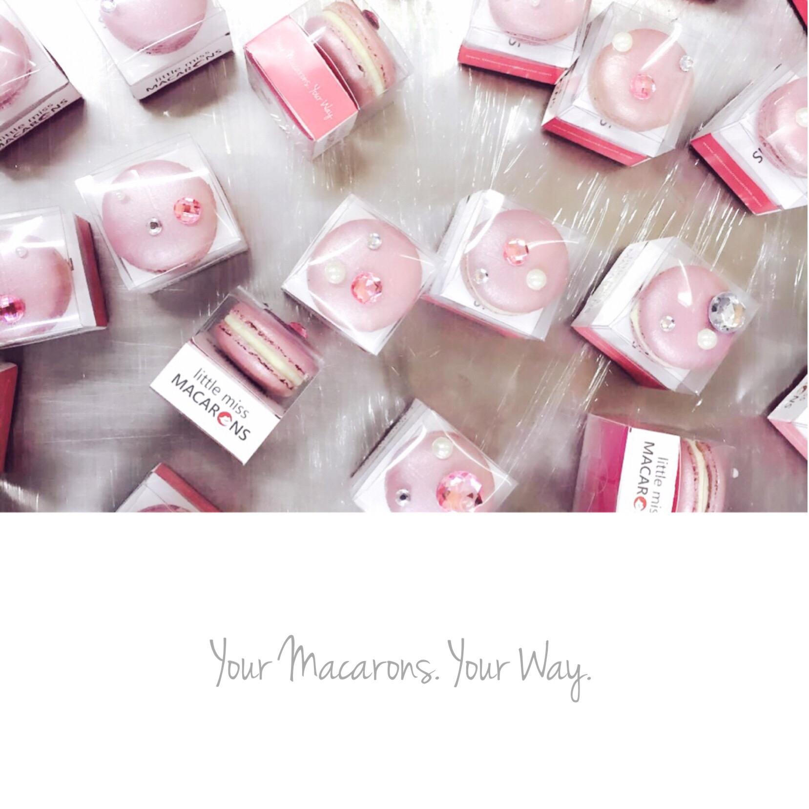 Macaron Gift Box & Gift Sets – Little Miss Macarons